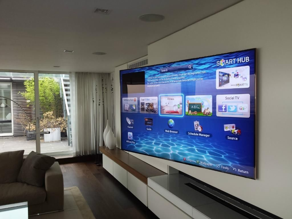 how to connect home theatre to tv