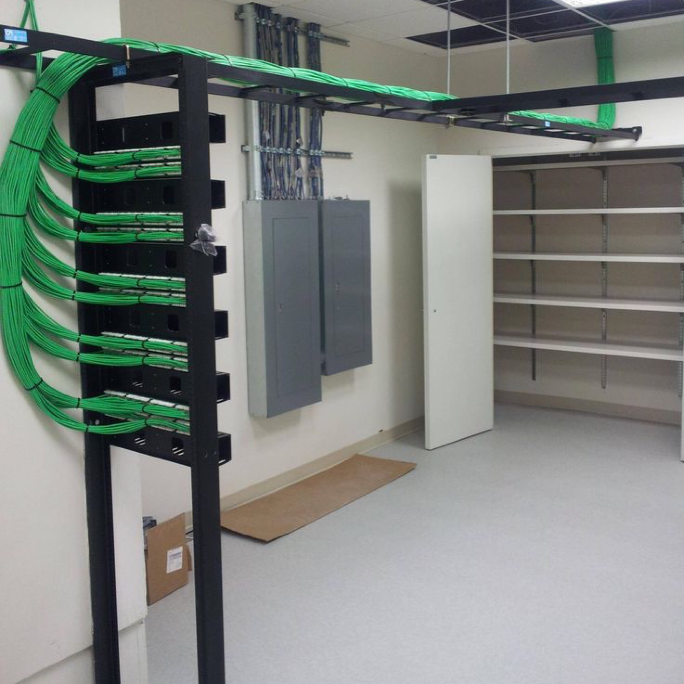 Structured Cabling / Office Cabling Installations