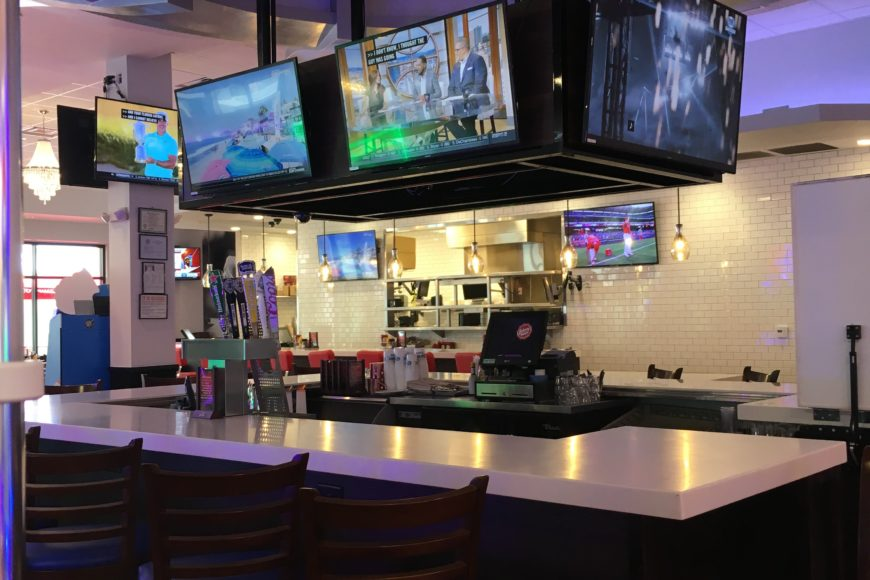Restaurant, Bars, Retail Store, Conference Room & School – Audio Visual Systems Installation